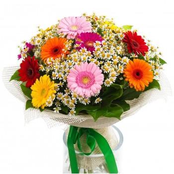 Ramo de Flores Gerberoy